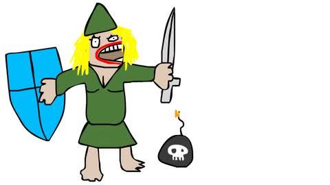 How To Draw Princess Zelda - Oliver Age 24