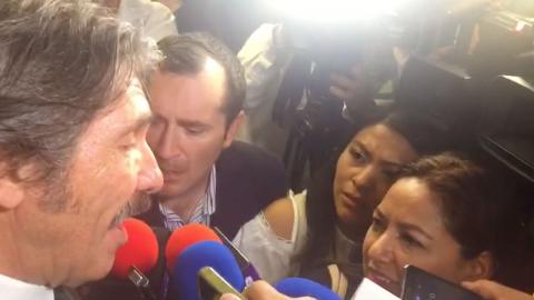 Diego Verdaguer platica de su amigo Juan Gabriel - Entrevista 2016 - Diego Verdaguer