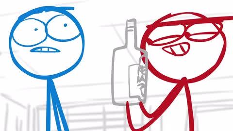 Kristall-Wodka (Folge #45) - Dick Figures