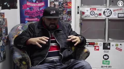 Ghettoman (5) за авторските права, Хората от гетото