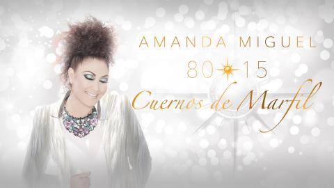 Amanda Miguel - Cuernos de Marfil (Video Oficial de Letra) - Amanda Miguel
