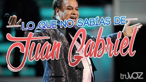 Juan Gabriel - Lo que no sabías (Homenaje Especial) - truVOZ Originales