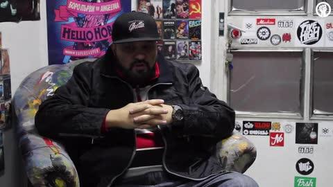 Ghettoman (6) за последното видео и албум