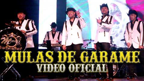 Montez De Durango - Mulas de Garame (Video Oficial) - Montez De Durango