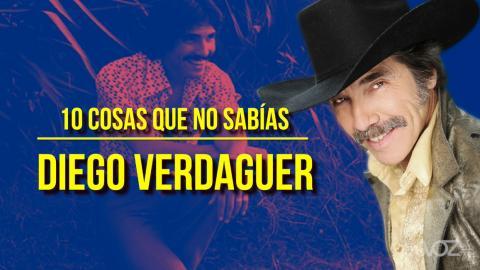 Diego Verdaguer - 10 Cosas Que No Sabías - truVOZ Originales